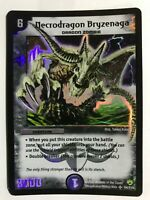 Duel Masters DM10 Necrodragon Bryzenaga Shockwaves of the Shattered Rainbow WOTC