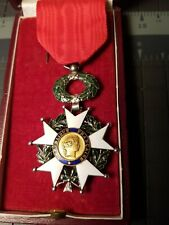 Legion of Honour, 5th Republic in Case-Perfect No Chips-See Store French Medals