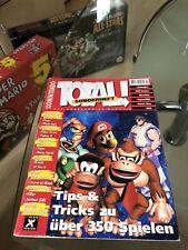 Nintendo Total Magazin Zeitschrift Ausgabe Sonderheft 3/96 Tips & Tricks