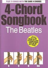 BEATLES  4-CHORD SONGBOOK - WISE PUBLICATION  ░▒▓█▄▀▄▀▄▀▄▀