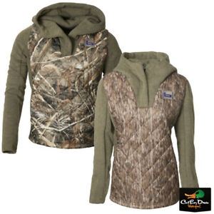 NEW BANDED GEAR WOMENS KINETIC HYBRID HOODIE PULLOVER  - B2050003 -
