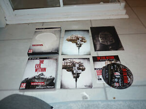 The Evil Within Limited Edition PS3 Game