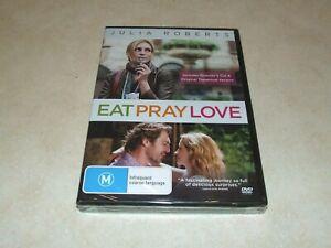 Eat Pray Love  - DVD - Region 4 - New