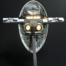 *LIGHTING KIT ONLY* for Bandai Star Wars Boba Fett's Slave 1 1/144