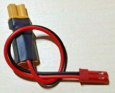 Adapterkabel XT30 Buchse-Stecker+JST BEC Buchse