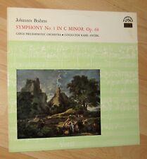 Karel Ancerl - Brahms- Symphony No 1/ Supraphon Czech Red stereo
