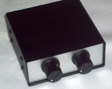 Passiver Vorverstärker 3 Eingänge, Passive Preamp 3 Inputs, Audio Input Selector
