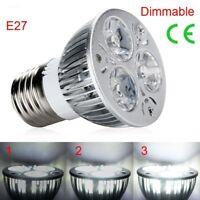 CREE LED Spot Light Bulb Lamp Dimmable GU10/MR16/E27Ultra Lighting lightweight A