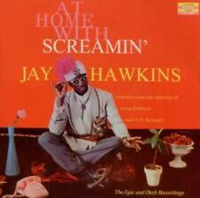 At Home With Screamin' Jay Hawkins von Screamin' Jay Hawkins (2010), OVP, CD