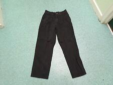 Essentials jeans dritto vita 76.2cm GAMBA 76.2cm NERO SBIADITO Jeans da uomo
