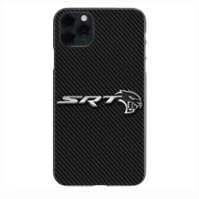 Dodge SRT HELLCAT Carbon Fiber print Apple Iphone Samsung Phone Shockproof Case