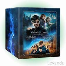Blu-ray Box WIZARDING WORLD COLLECTION | Harry Potter + Phantastische Tierwesen