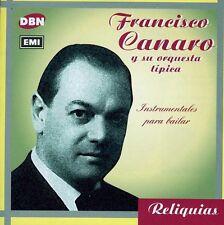 Francisco Canaro - Instrumentales Para Bailar [New CD]