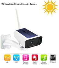 1080P HD CCTV IP Camera Solar Powered Wireless Energy Security CCTV Home Outdoor