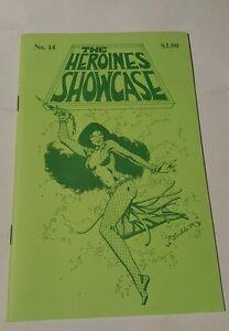 The heroines showcase # 14 ,1978 gamora