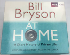 AUDIOBOOK: At Home A Short History of Private Life by Bill Bryson