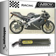 ARROW TERMINALE RACE ROUND CARBONIO CAGIVA MITO 125 1990 90