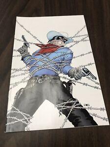 Lone Ranger Vol. 3 #1 John Cassaday 1:40 Virgin Variant Dynamite 2018