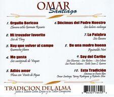 Omar Santiago TRADICION DEL ALMA (disco edicion especial)