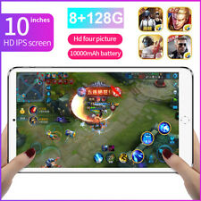"10"" 4G 8+128GB Tablet PC 10 core Android 10.0 WIFI Dual SIM Triple Camera"