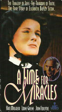 A TIME FOR MIRACLES (VHS) KATE MULGREW & LORNE GREENE