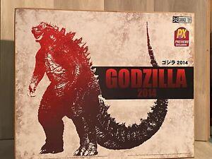 X-Plus Toho 30cm Series Godzilla 2014