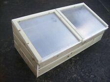 wooden cold frame,greenhouse,garden,seeds (custom order for  peacockjm23)