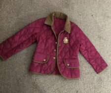 Barbour jacket- Girls 2-3 Years Old. Excellent Condition.