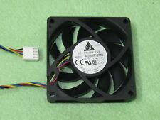 Delta AUB0712MB 70x70x15mm Cooler Cooling Fan PWM 12V 0.24A 4Pin #M2586 QL