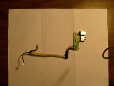 Power Jack for HP Pavilion DV6000 DV6609WM with USB Jack
