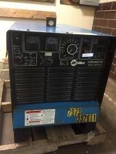 Miller Electric Deltaweld 451 MIG Welder Power Source 200/230/460V Warranty