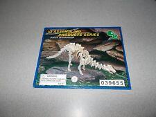 Brontosaurus Dinosaur 039655 wood model new Iq Assembling Products D303/S