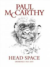 Paul Mccarthy : Head Space, Drawings 1963-2019, Hardcover by Moshayedi, Aram;...