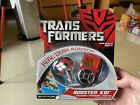 transformers real gear robots Booster X10 MISB