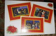 Spanish Christmas Cards Box Of 12