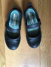 black girls school shoes sketchers size 10 - 28 air cooled memory foam