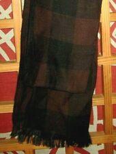 edler herren schal lang breit warm weich cashmere wool and silk - wie neu