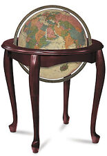 Replogle Queen Anne Illuminated 16 Inch Floor World Globe