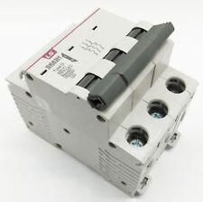 40 Amp LSis 3 Pole Din Rail MCB Circuit Breaker UL1077 10kA @ 480V; 6kA @ 240V