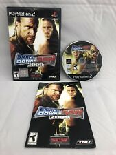 WWE SmackDown vs. Raw 2009 Featuring ECW (PlayStation 2 PS2) Complete - Tested