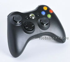 Microsoft Xbox 360 2.4GHz Wireless Cordless Remote Controller Gamepad Black NEW