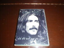 George Harrison - The Dark Horse Years 1976 - 1992 (DVD, 2004) OOP RARE Beatles