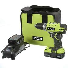 Ryobi P1811 ONE+ 18V Lithium-Ion Drill/Driver Kit With 2 Batteries - NEW !!!!!!!