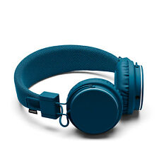 Urbanears Plattan On-ear Headphones - Mcrophone Indigo