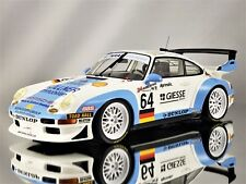 GT Spirit Porsche 911 (993) GT2 1999 24h Le Mans #64 Konrad Motorsport 1:18