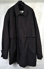 2 Lot of Calvin Klein Black Jacket Bill Blass Black Coat Wool Blend Jacket XL