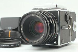 *Tested* [N.Mint]Hasselblad 503CW Planar CF 80 f/2.8 A12 IV Acute D Hood Japan