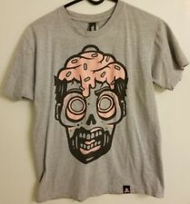Johnny Cupcakes Zombie Cupcake on head Mens size Medium M Shirt