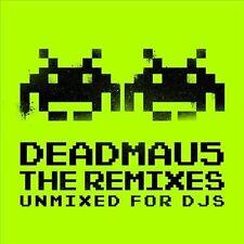 Deadmau5 (Various)-Deadmau5 The Remixes Unmixed2cd  (UK IMPORT)  CD NEW