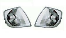 V. W POLO 6N2 1999 - 2001 FRONT CRYSTAL CLEAR INDICATORS 1 PAIR BRAND NEW